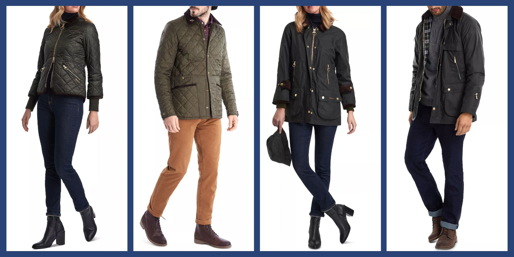 Barbour Reinvents the Classics for Their 125th Anniversary
