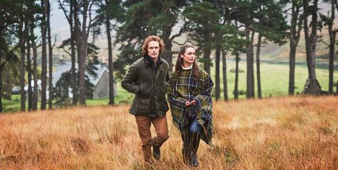 Sam Heughan Collection for Barbour