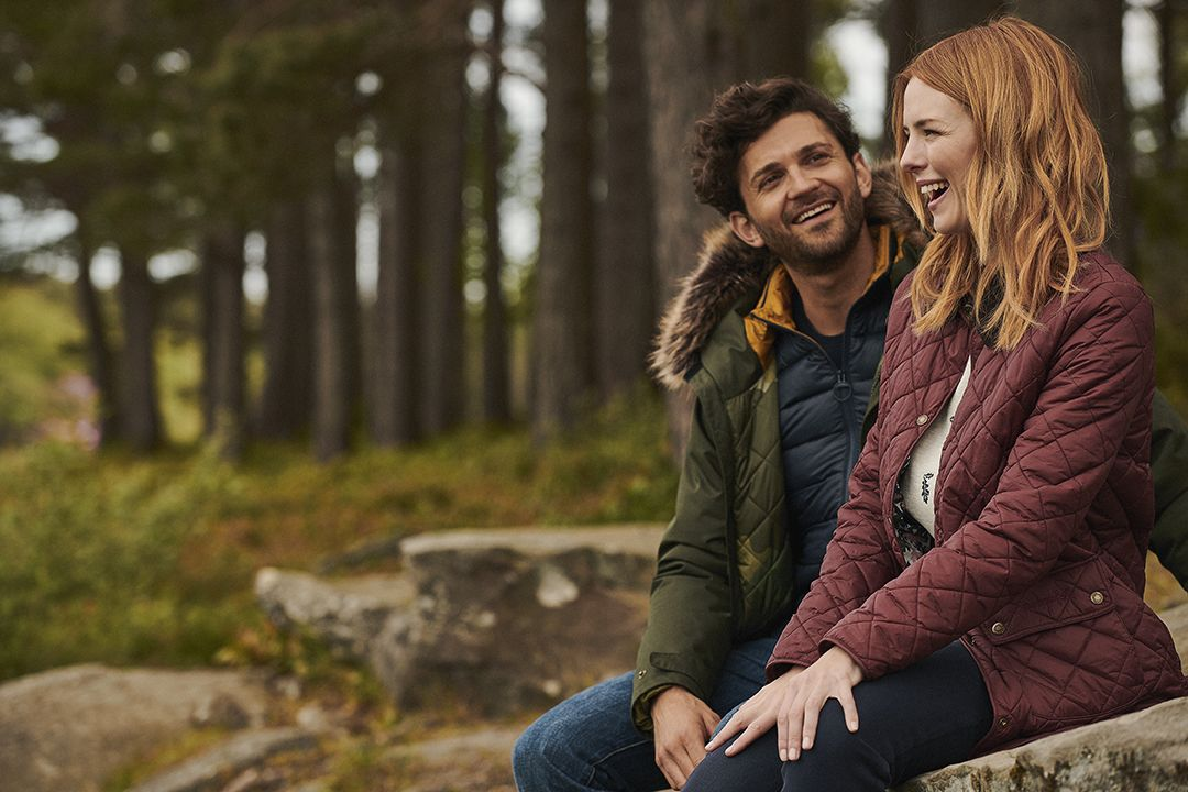 Barbour teams up with the National Trust on a new capsule collection