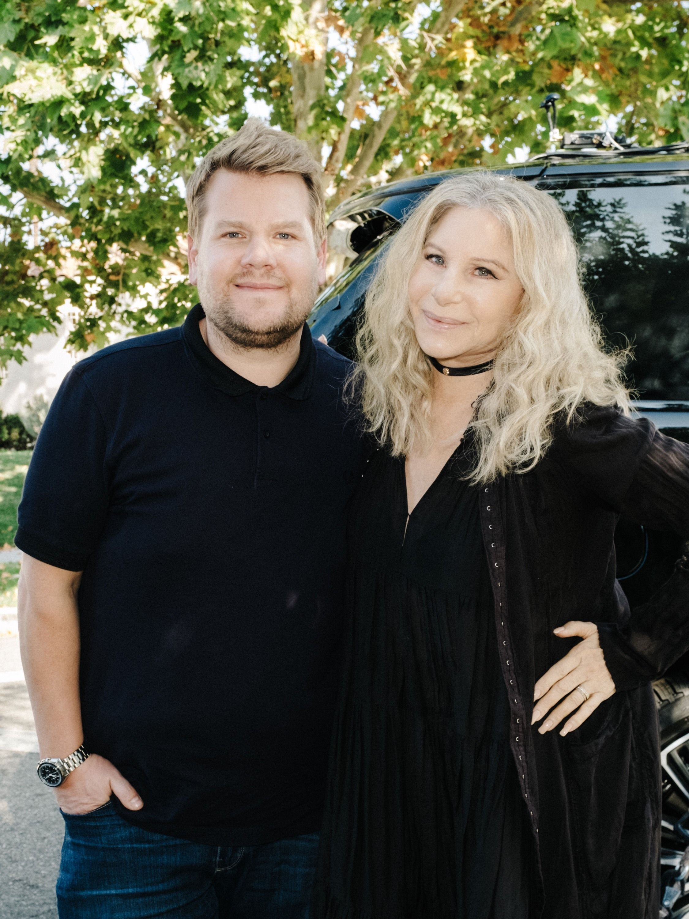 Barbra Streisand Scared James Corden With Tales Of Driving Woes