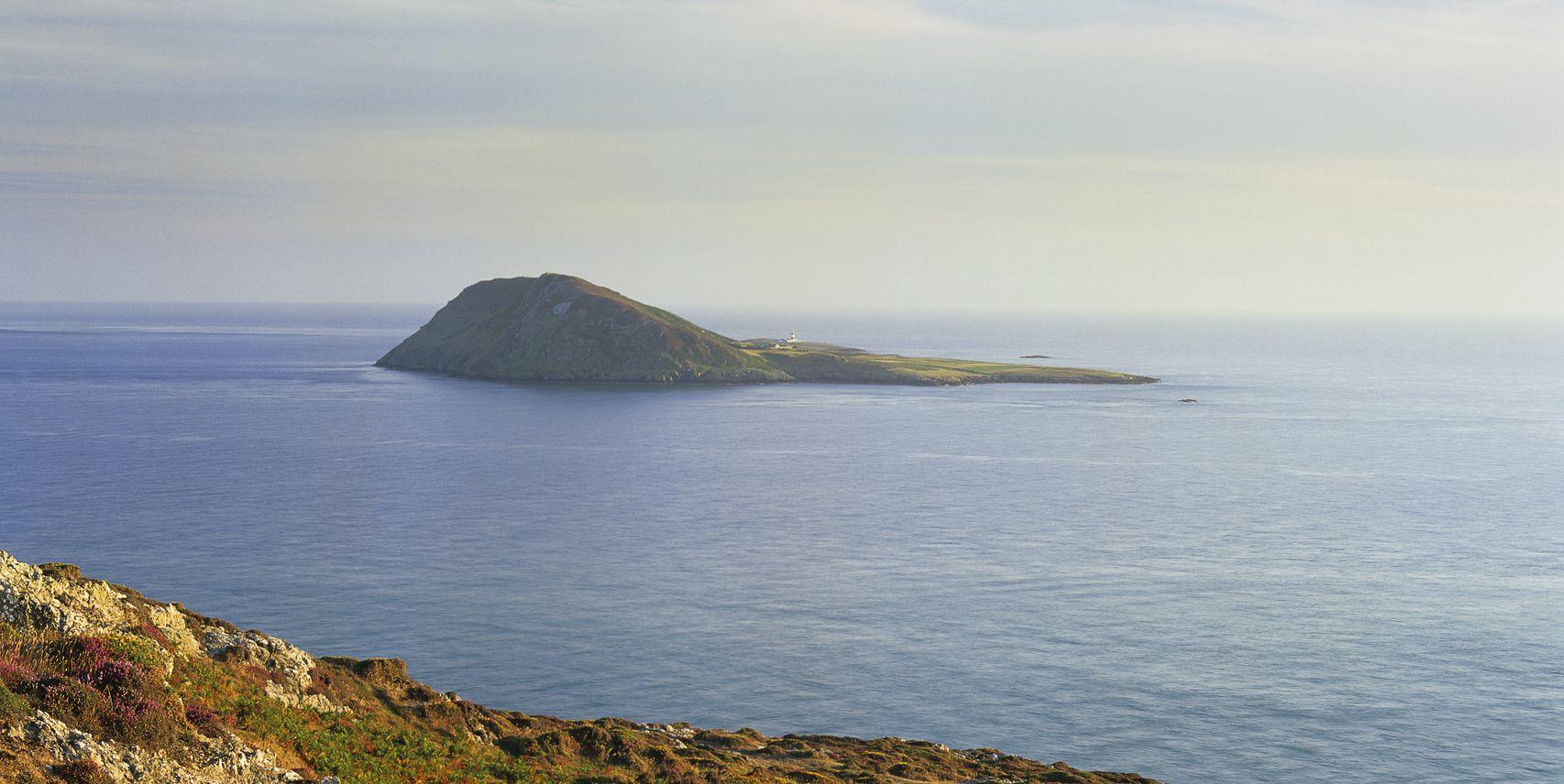 Bardsey Island - Wales