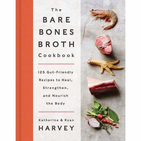 bare bones broth cookbook