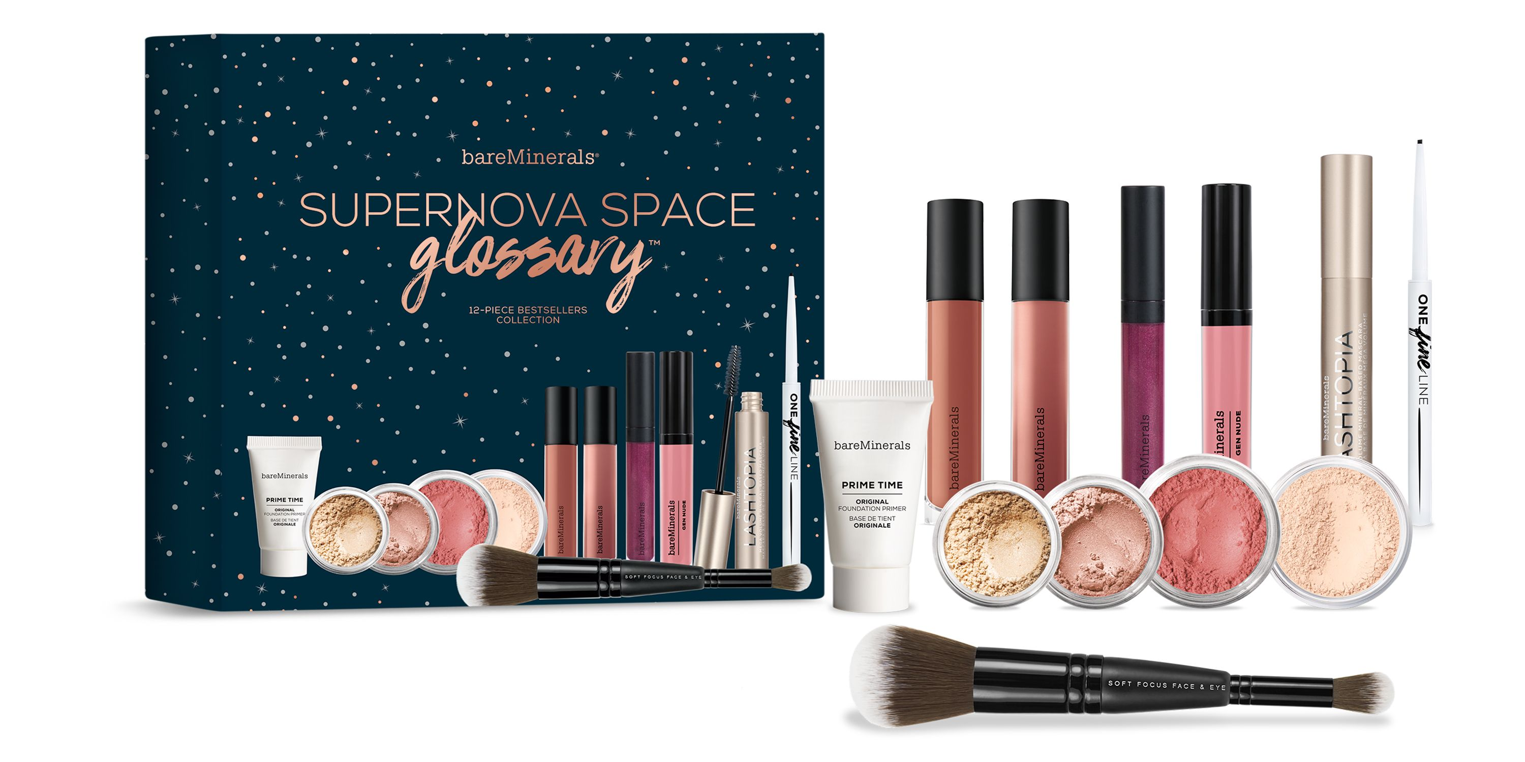 Cheap christmas beauty gift sets for women