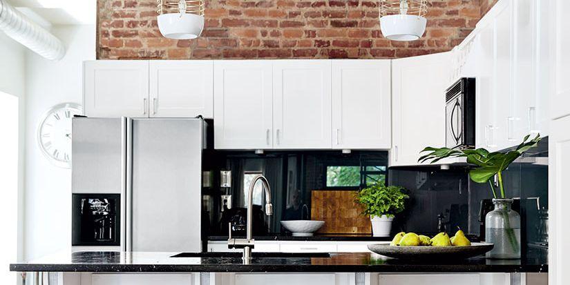 17 White Kitchen Cabinet Ideas