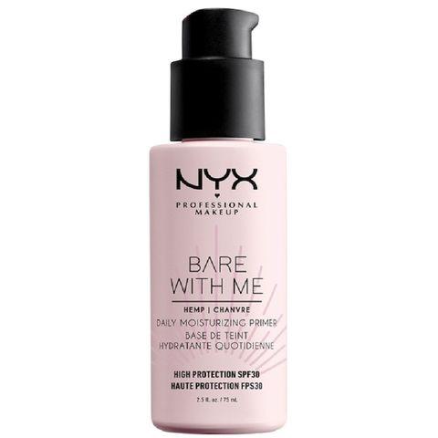 bare with me hemp spf30 daily moisturizing primer