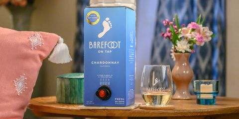 Barefoot on Tap wines