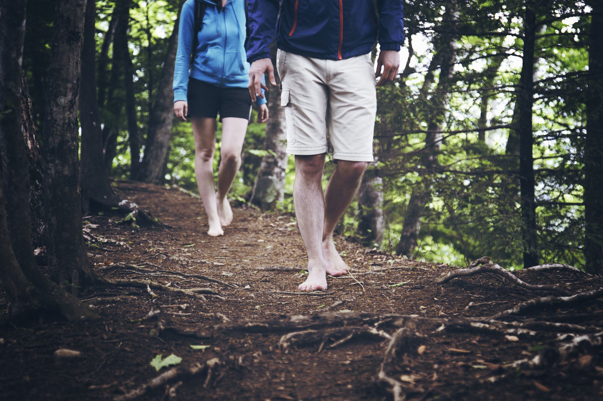 Sognare Di Camminare Scalzi barefooting, camminare scalzi fa bene