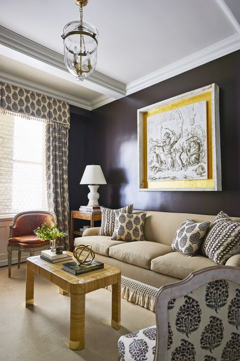 62 Unexpected Room Colors 2021 Best, Living Room Paint Ideas With Grey Furniture