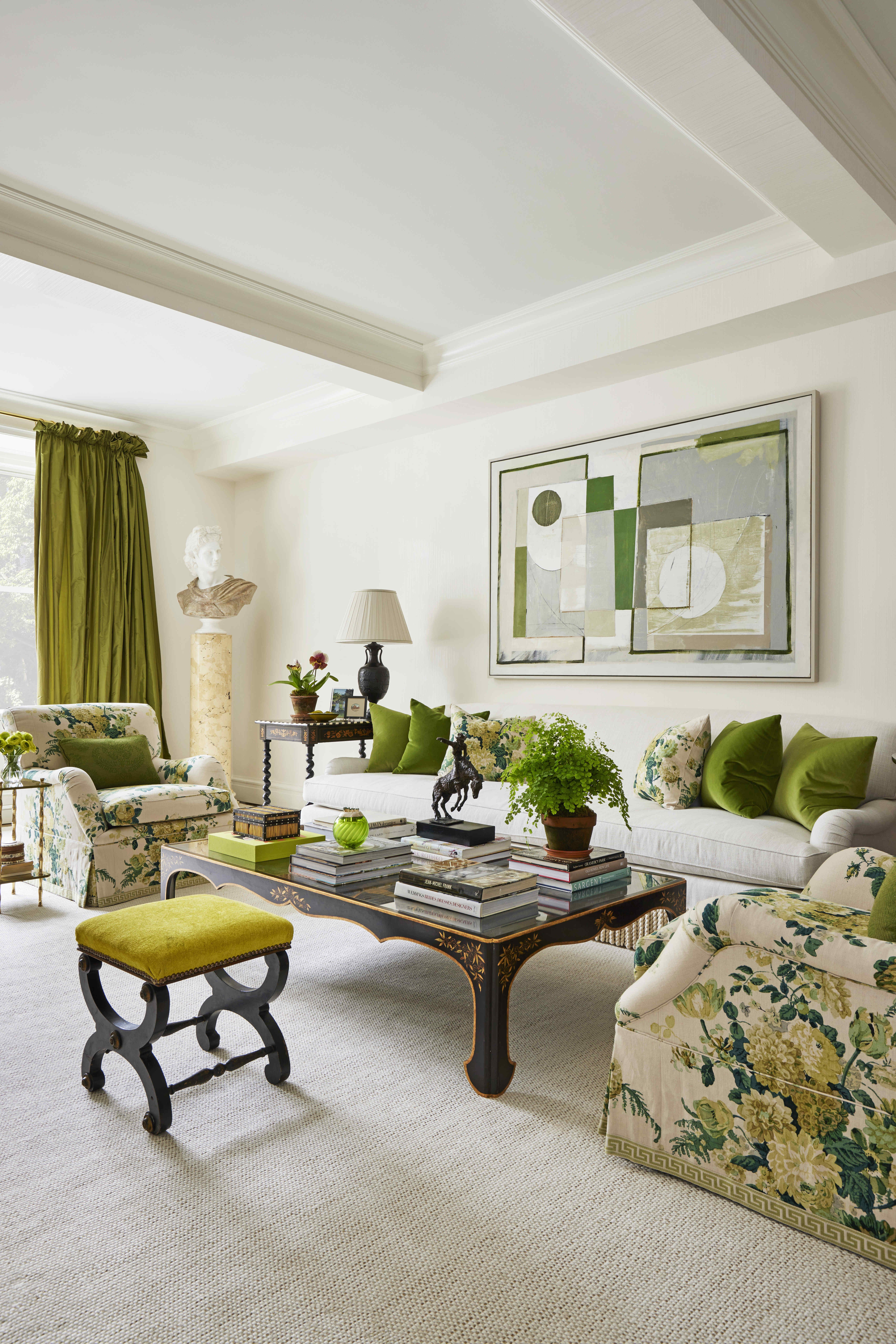 50 Living Room Color Combinations, Color For Living Room
