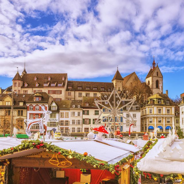 Best Christmas Markets In Europe.Best Christmas Markets In The Uk And Europe