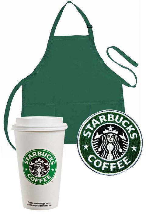 if you go to starbs every day the inspiration for your halloween costume is literally right under your nose dressing up like a barista is not only super