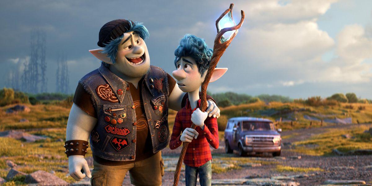 Onward review: Tom Holland and Chris Pratt bring the tears in emotional Pixar fantasy