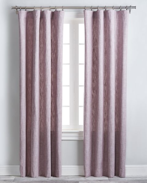 cool lavender curtains