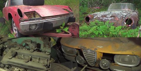 Motor vehicle, Vehicle, Scrap, Mode of transport, Car, Rust, Technology, Tank, Automotive exterior, Combat vehicle,