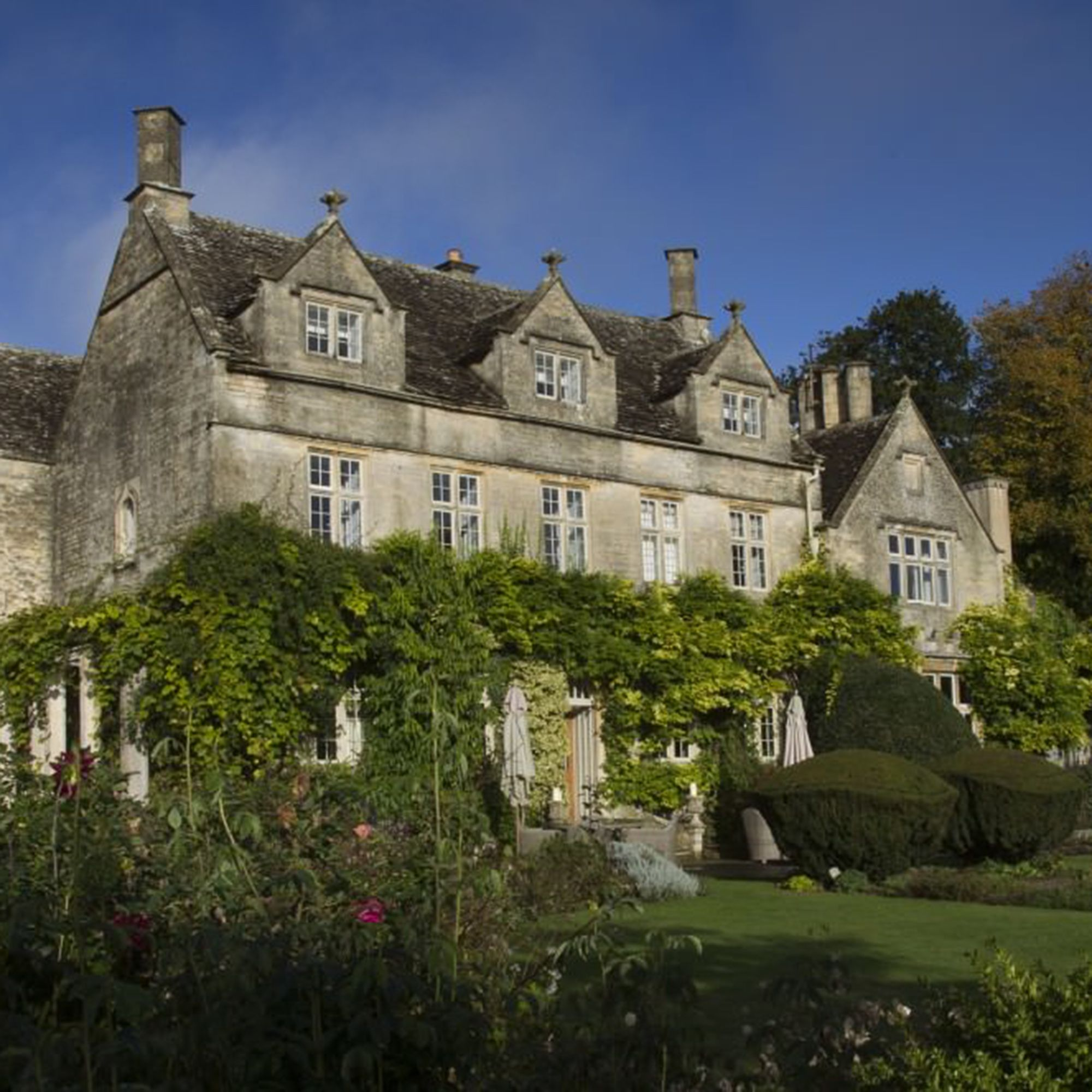 Barnsley House weddings
