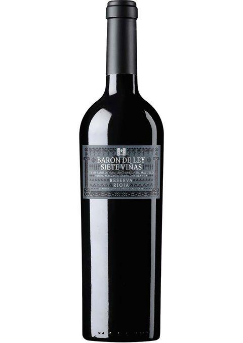 Vino Tinto Reserva Siete Viñas