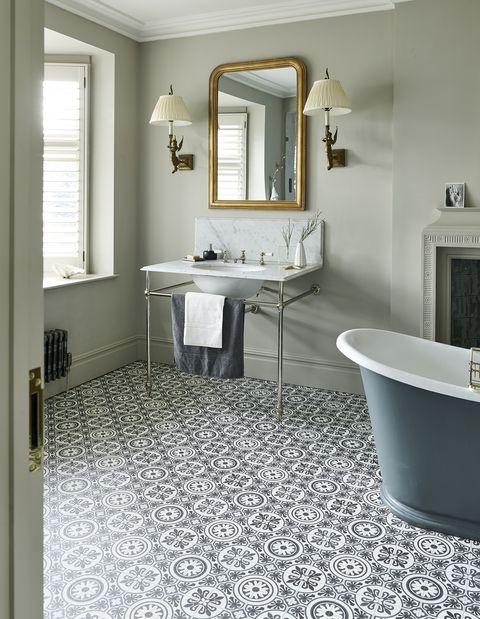 Bathroom Flooring Ideas For 2021, What Is The Best Vinyl Flooring For Bathrooms
