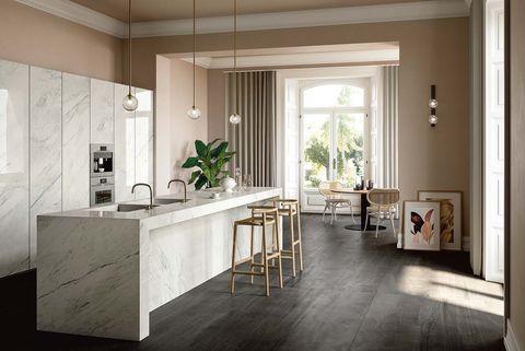 Duelo de estilos: cocinas rústicas frente a modernas