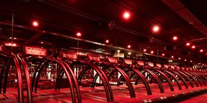 barry's bootcamp, barrys bootcamp, treadmill workout