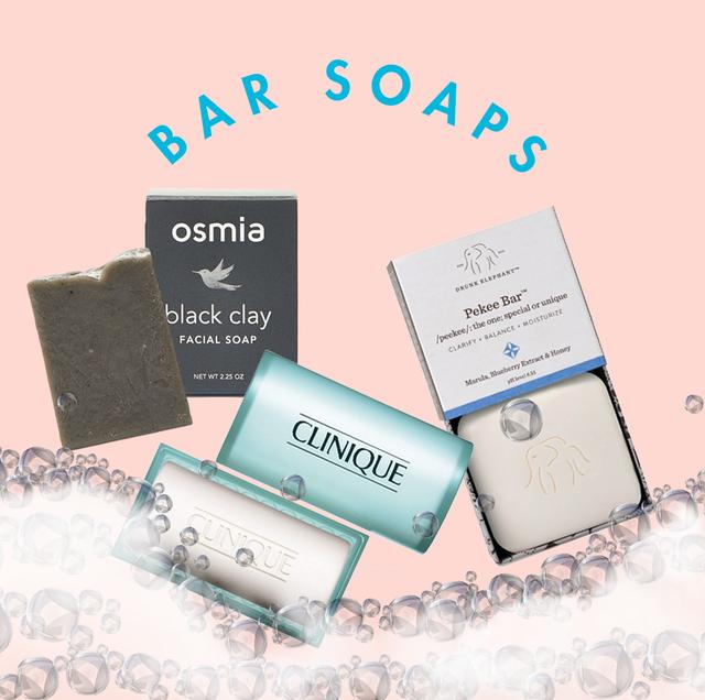 best bar soap for face