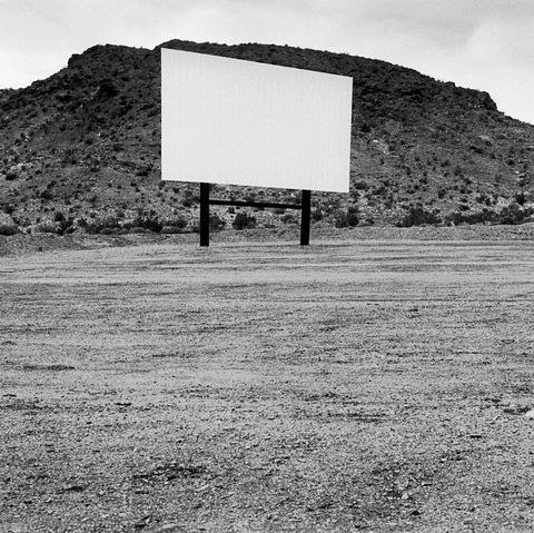 drive in movie theater screen