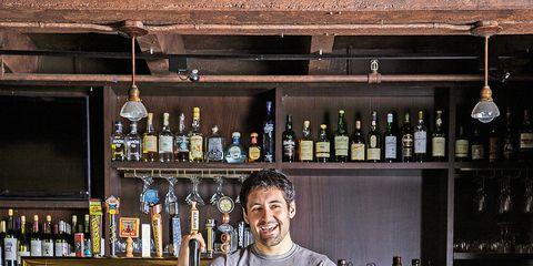 Chris Laudani Boston Bartender