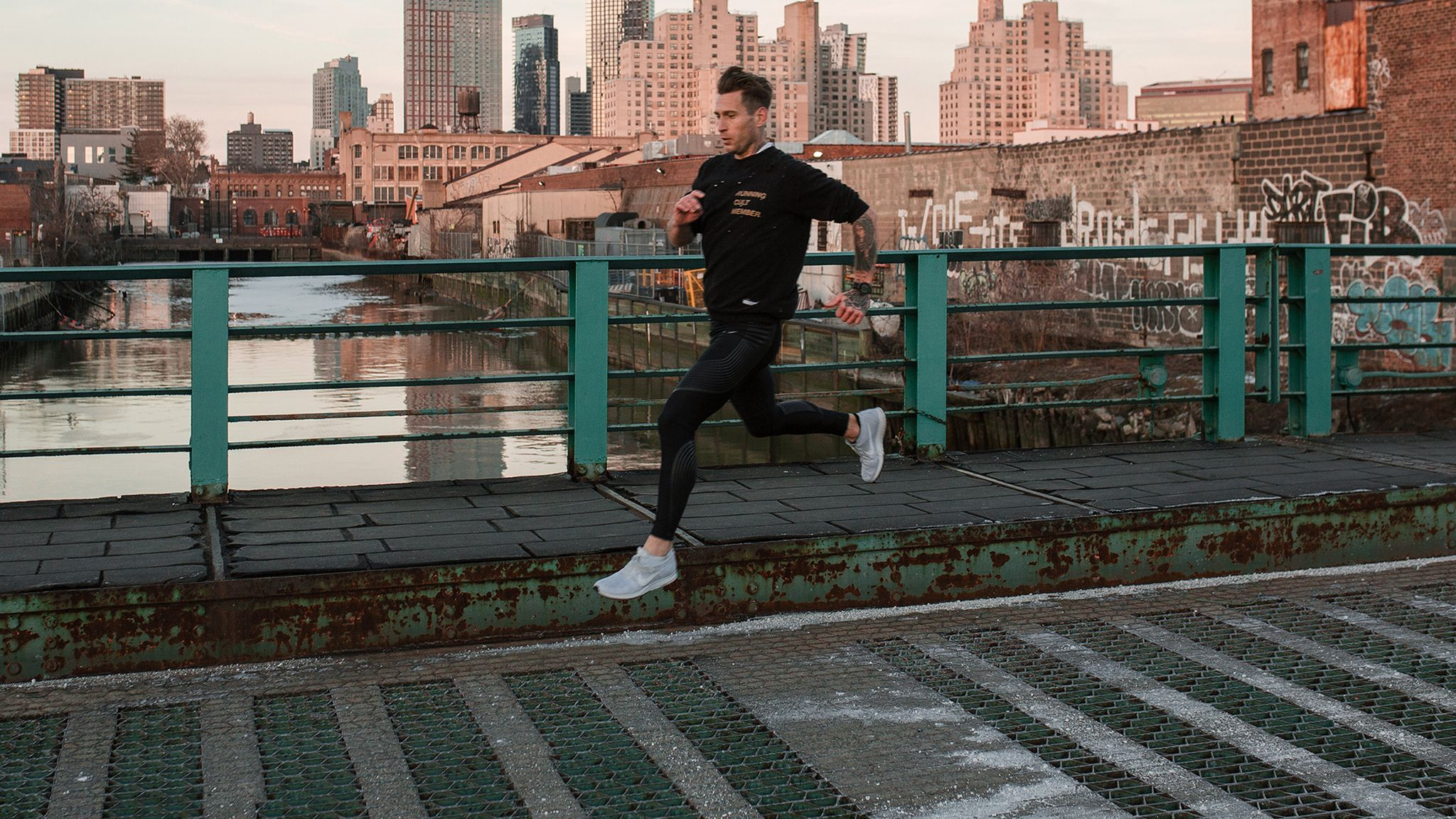 How Running Replaced Partying for this NYC Bartender