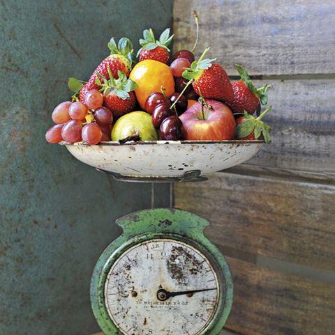 Alimentos bajos en calorías: Fruta