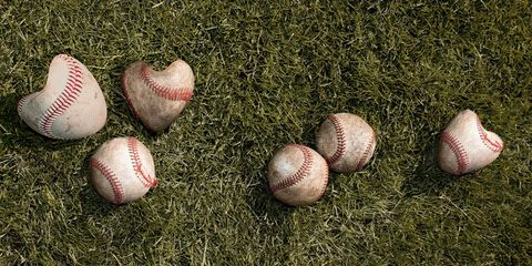 Grass, Ball, Ball game, Sports equipment, Clam, Cricket ball,