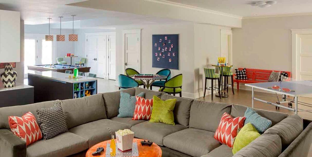30 Modern Basement Remodel Ideas Creative Basement Ideas That Expand Your Space