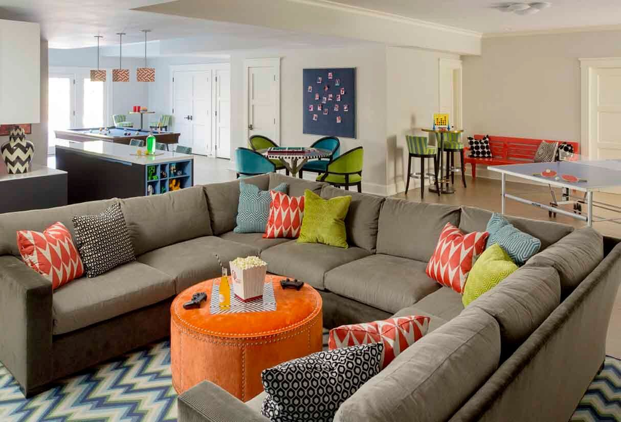 30 Modern Basement Remodel Ideas Creative Basement Ideas That Expand Your Space
