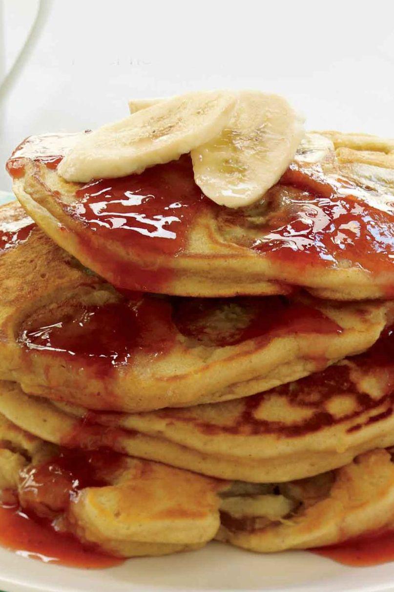 Basic Buttermilk Pancakes - best Lenten recipes
