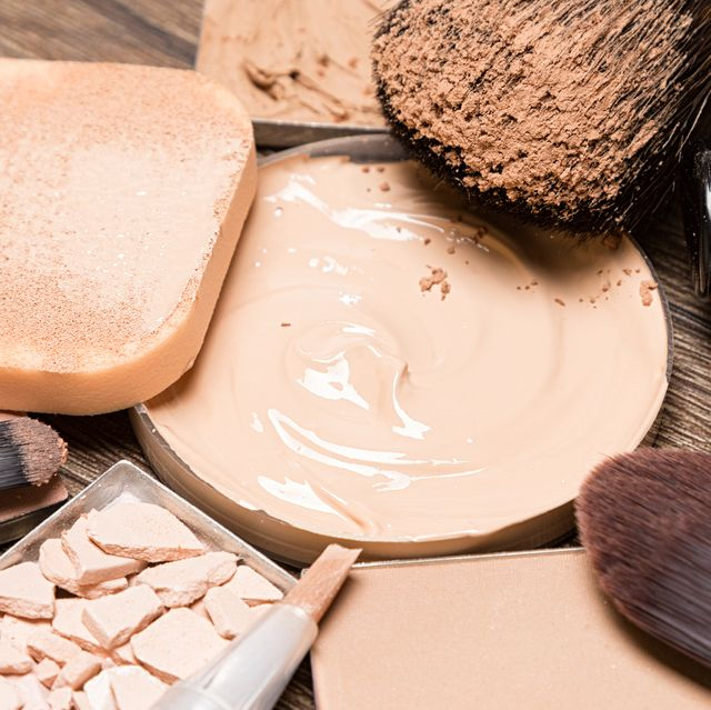 Basic makeup products for flawless complexion