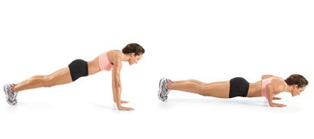 How To Do A Pushup: Pushup Variations