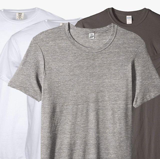 basic t shirt roundup