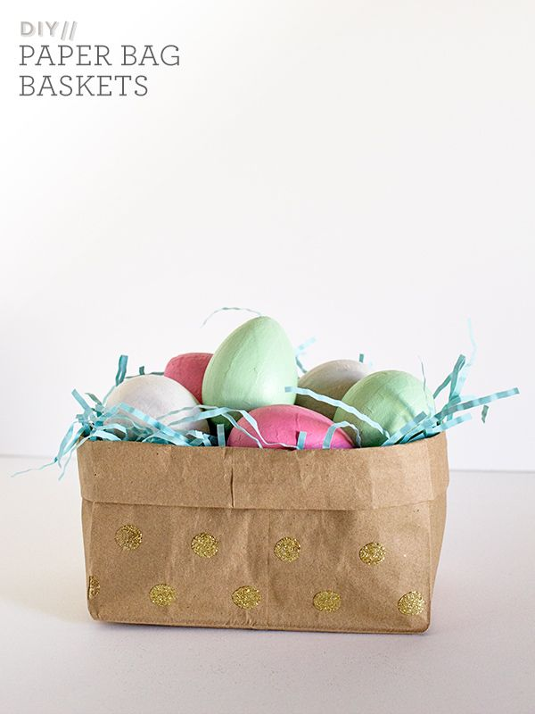 40 Easy Diy Easter Basket Ideas For All Ages
