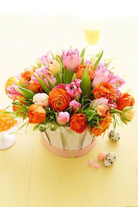15 pretty easter flower arrangements best easter flower centerpieces easter flower arrangements mightylinksfo