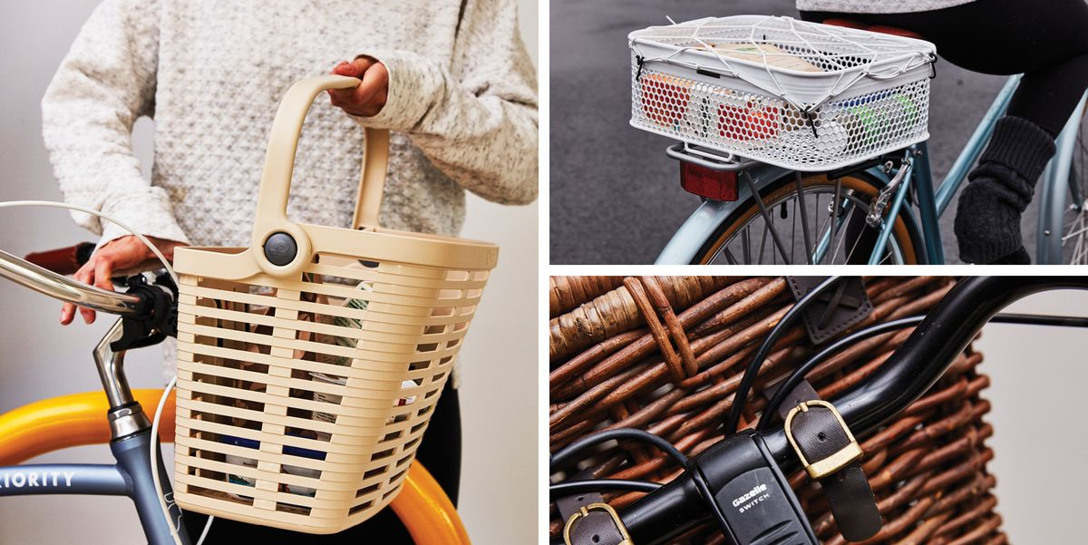 9 Best Bike Baskets for Hauling (Almost) Anything