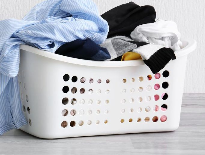 How Gross Are Your Laundry Habits
