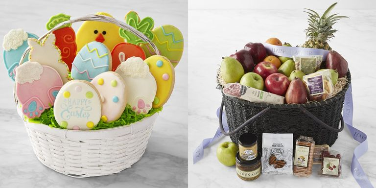 11 best pre made easter baskets for 2018 top pre filled easter baskets williams sonoma negle