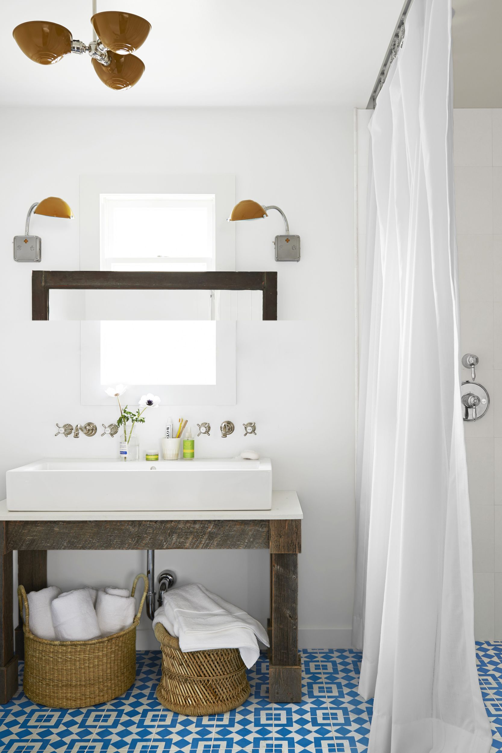 small bathroom storage & 18 Small Bathroom Storage Ideas - Wall Storage Solutions and Shelves ...