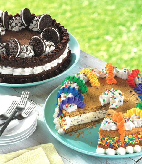 Food, Dish, Cake, Dessert, Oreo, Frozen dessert, Baked goods, Cuisine, Torte, Cream,