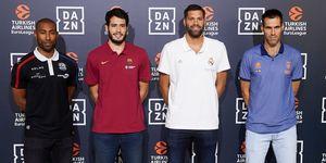 DAZN Presents Euroleague 19/20 In Madrid