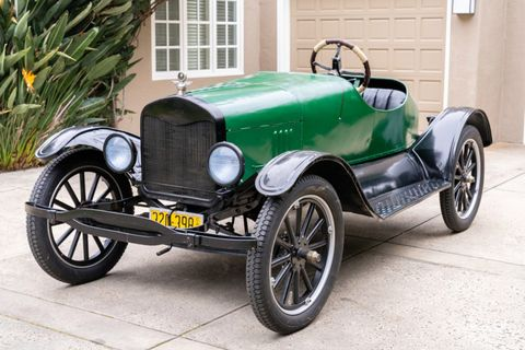 ford model t champion torpedo speedster