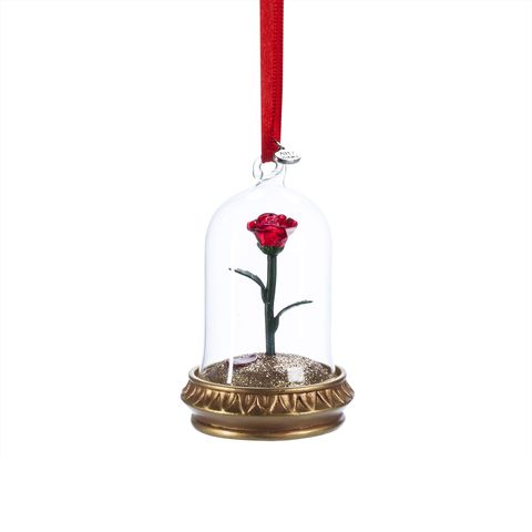 disney store beauty and the beast christmas decoration - Disney Beauty And The Beast Christmas Decorations