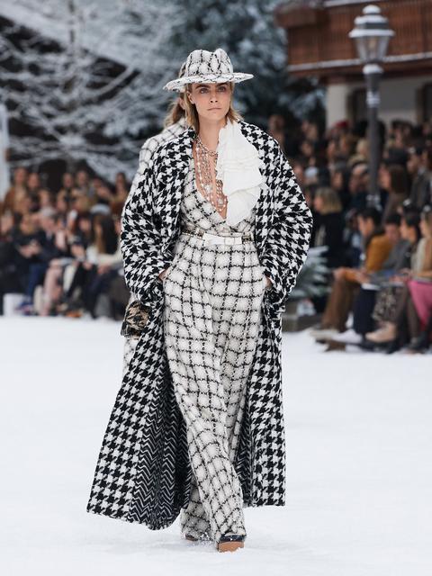Chanel 2019秋冬系列完整秀圖