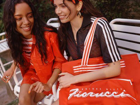 adidas:Fiorucci 聯名系列
