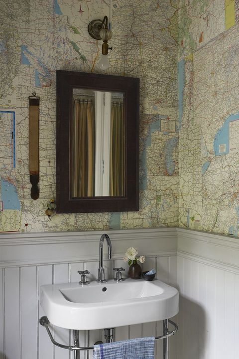 bathroom wall coverings ideas best bathroom wallpaper ideas 22 beautiful bathroom wall coverings 5369
