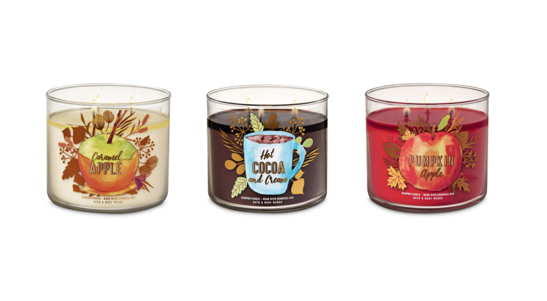 Bath & Body Works Just Dropped Their Fall 2019 Candle Collection and We're Freaking Out