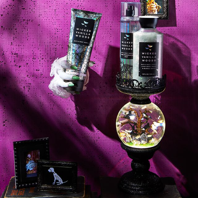 bath and body works 2021 halloween scents